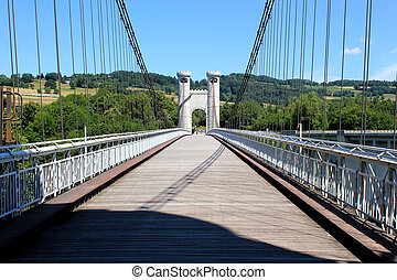 Bridge of the Caille, France