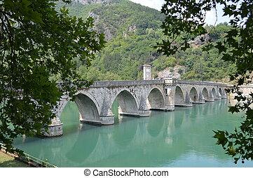 Bridge on Drina