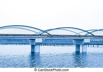 bridge on the river