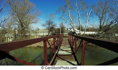 Bridge over rive
