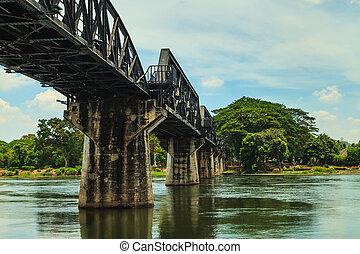 Bridge over River Kwai.