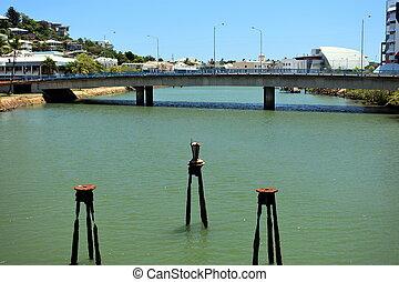 Bridge over Ross creek