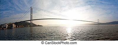 bridge over the Bosporus