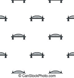 Bridge pattern seamless