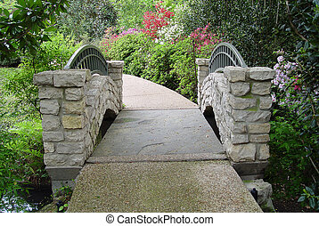 Bridge - walking bridge