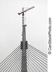 Bridge Pylon Construction