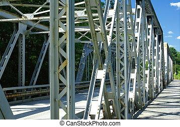 Bridge Structure - steel bridge structure