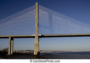 bridge Vasco da Gama lisbon