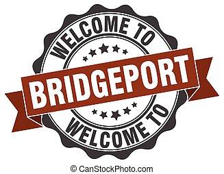 Bridgeport round ribbon seal