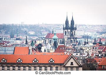 Bridges of Prague, Czech Republic