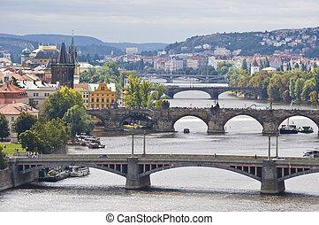 Bridges of Prague