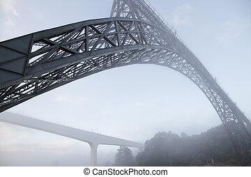 Bridges over Douro river