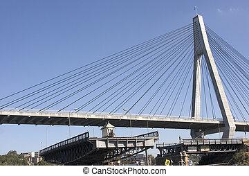 Bridges - A new bridge over the old