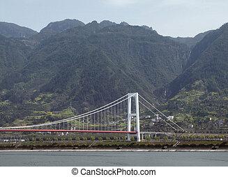 bridzs, folyó, yangtze