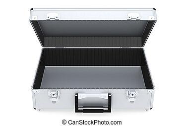 Briefcase Aluminum