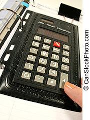 Briefcase Calculator