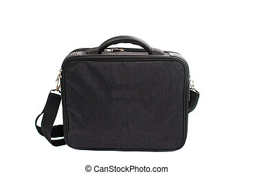 briefcase isolated