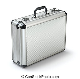 briefcase metallo