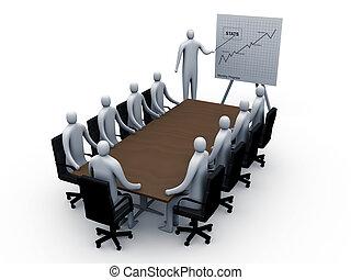 briefing, #1, salle