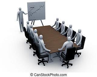 briefing, #2, salle