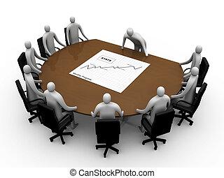 briefing, #7, salle