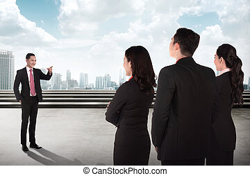 briefing, conceptuel, business