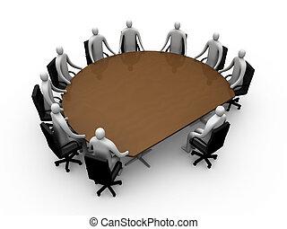 Briefing room #10.
