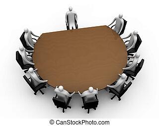 Briefing room #8