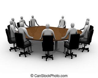 Briefing room #9