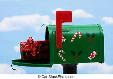 rge ffnete geschenk briefkasten ausschnitt bild gift briefkasten pfad rge ffnete. Black Bedroom Furniture Sets. Home Design Ideas