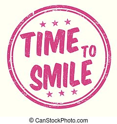 briefmarke, gummi, grunge, lächeln, zeit