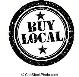 briefmarke, kaufen, lokal
