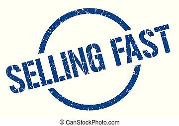 briefmarke, verkauf, schnell