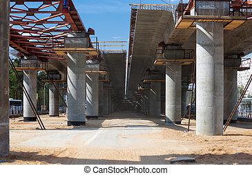 Brigde construction