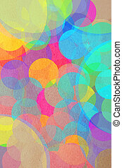 Bright abstract background bokeh - Bright abstract...