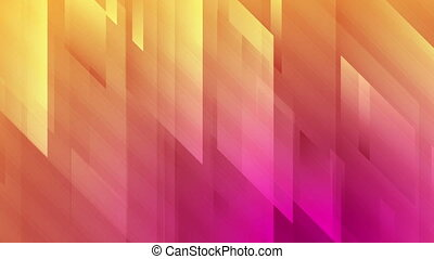 Bright abstract hi-tech geometry video animation - Bright...