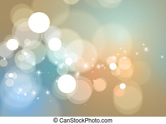 Bright Abstract Vintage Background