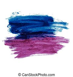 Bright abstract watercolor background