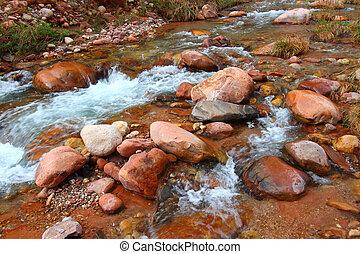 Bright Angel Creek Grand Canyon