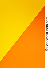Bright background. Abstract. Orange. Yellow. For your design.