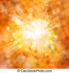 Bright background - Bright blast of light background