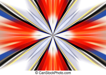bright background - greased bright multi-colored abstract ...