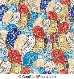 abstract pattern - bright beautiful graphic abstract pattern...