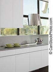Bright brand new european kitchen - european brand new...