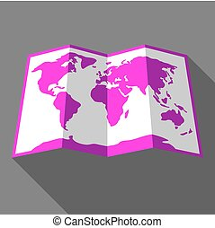 Bright color map
