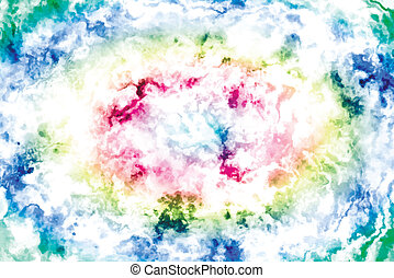 Bright colored abstract background. vector