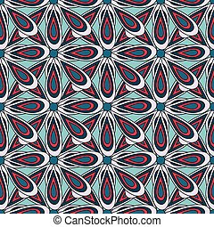 bright colored seamless abstract pattern for your design quality illustration
