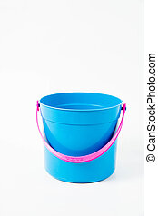 bright colourful plastic