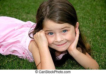 Bright Eyed Girl