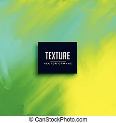 bright green abstract watercolor background texture